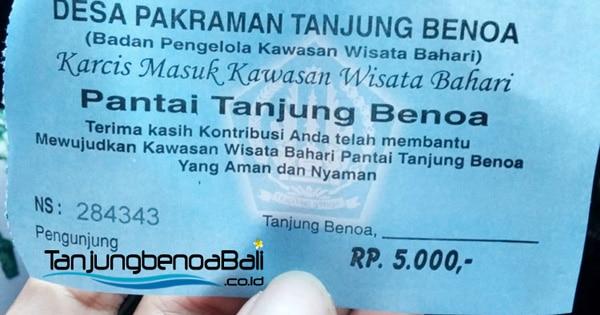 Harga Tiket Masuk Tanjung Benoa Bali Watersport 2019 3