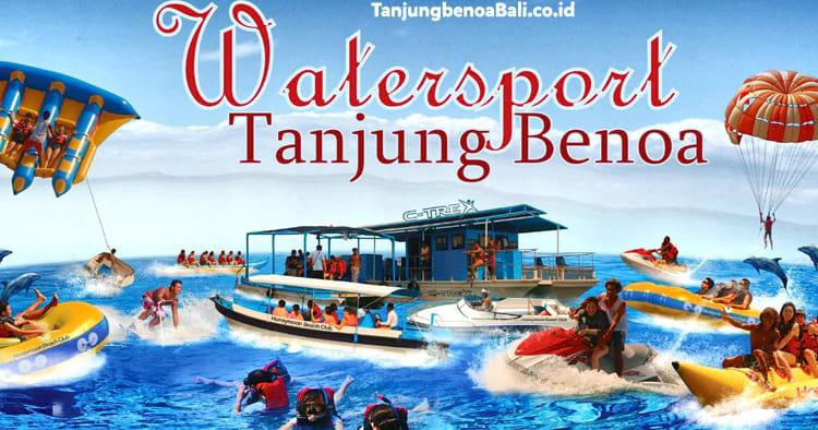 Permainan di Tanjung Benoa